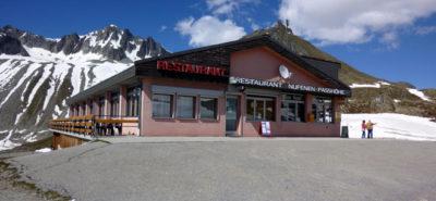 Restaurant Nufenen Passhöhe