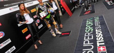 Sofuoglu en Pole, Krummenacher en 2e ligne :: Supersport à Lausitzring