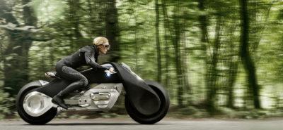 BMW dévoile sa Vision de la moto du futur :: Etude