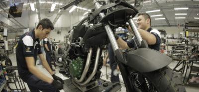 A Manaus, la première usine 100% BMW hors d'Allemagne :: Industrie motocycliste