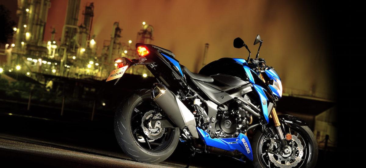 Plus de punch et de bleu pour la Suzuki GSX-S 750