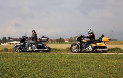 Duel au sommet du touring entre Harley-Davidson et Indian :: Comparatif américain