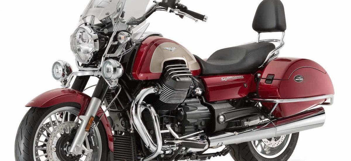 Des petits plus pour la Moto Guzzi California Touring