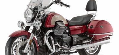 Des petits plus pour la Moto Guzzi California Touring :: Nouveautés 2017