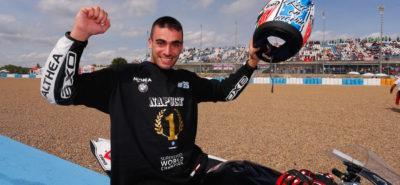 De Rosa gagne le championnat à Jerez, Suchet victime de son moteur :: World STK 1000