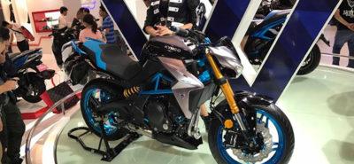 Kymco va lancer une nouvelle K-Rider d'origine Kawasaki :: Concept