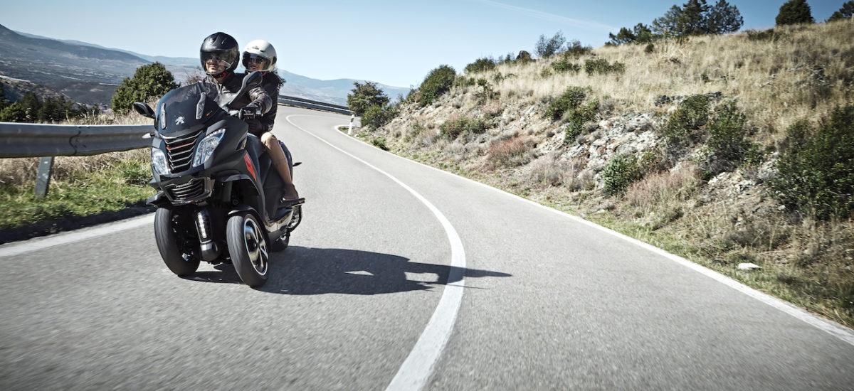 Des gros plus pour le trois-roues Peugeot, le Metropolis