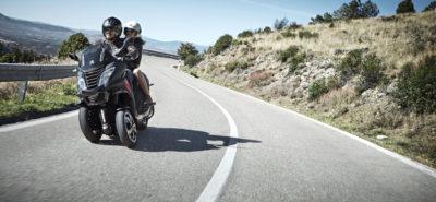Des gros plus pour le trois-roues Peugeot, le Metropolis :: Nouveautés 2017