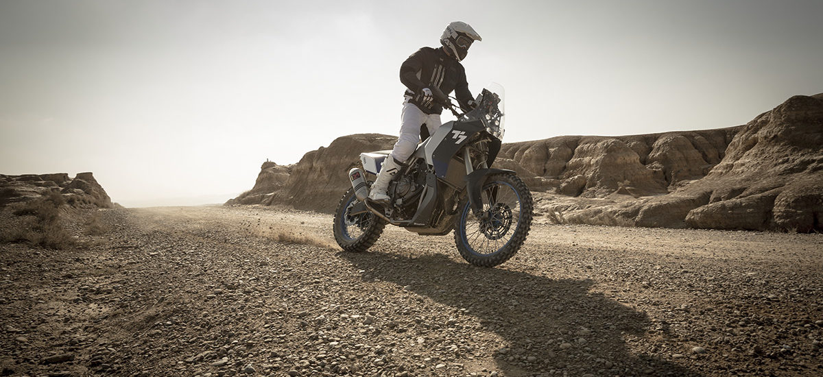 Yamaha dévoile le concept T7