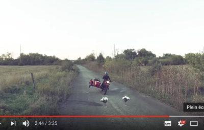 Le side-car Ural, mode d'emploi – en anglais :: Apprentissage