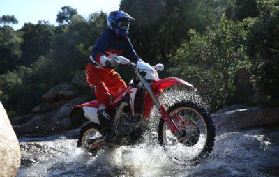 La nouvelle Honda CRF 450 RX, faite pour gagner des courses :: Test Honda