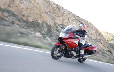 La fusée K 1600 se pare de nouvelles sophistications :: Test BMW