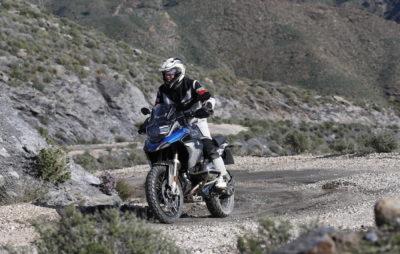 La famille GS s'agrandit avec une Rally et une Exclusive :: Test BMW