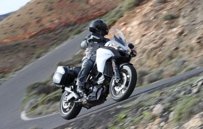 Multistrada 950, un nouveau calibre est arrivé :: Test Ducati