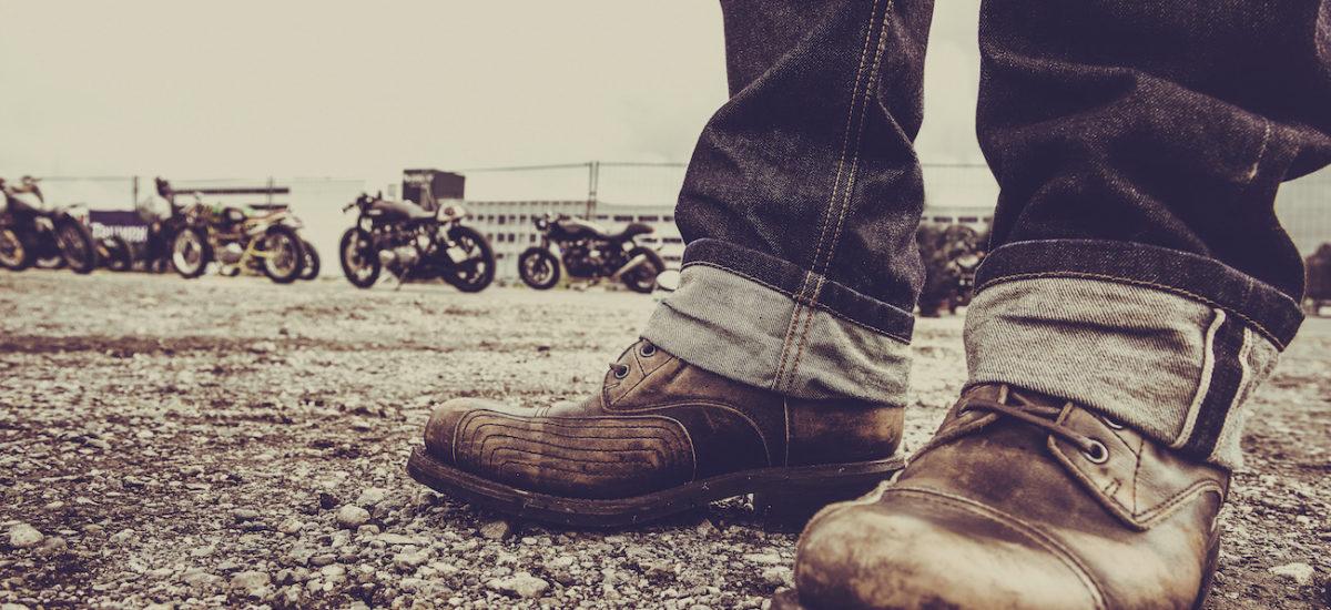 De nouveaux jeans moto «sauvages» chez Rokker