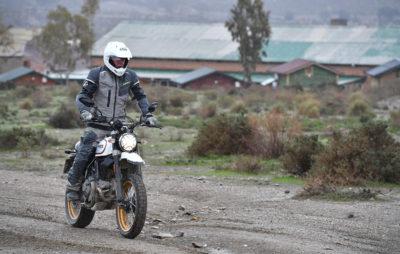 Le «Desert Sled», ou la moto fun qui sait tout faire :: Test Scrambler Ducati