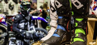 Nouveautés pour Swiss-Moto, salon suisse de la moto et du scooter :: Exposition
