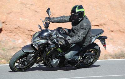 Z900: un héritage mythique qu'il faut dompter :: Test Kawasaki