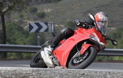 La Supersport, carénage et adrénaline pour tous les jours :: Test Ducati