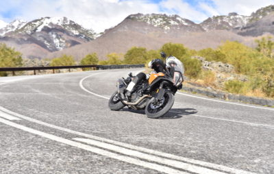 La nouvelle 1290 Super Adventure S, pour voyageurs Alpha :: Test KTM