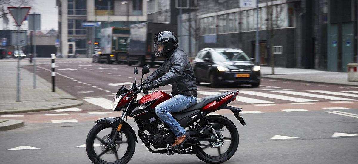 YS125, la nouvelle Yam des pendulaires - Actu Moto