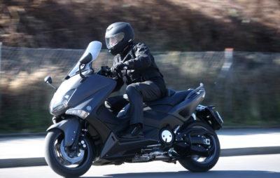 Le TMAX gagne le sigle 530 et fait un nouveau pas en avant :: Test Yamaha