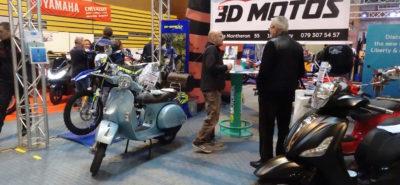 Mission réussie pour le Moto Show de Vevey :: Salon de printemps
