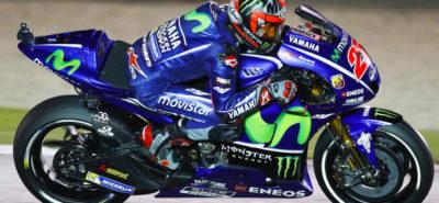 Vinales toujours aux essais libres du Qatar, Marquez troisième :: MotoGP 2017