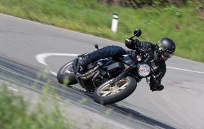 Un Café Racer à la mode Scrambler, et vice-versa :: Test Ducati