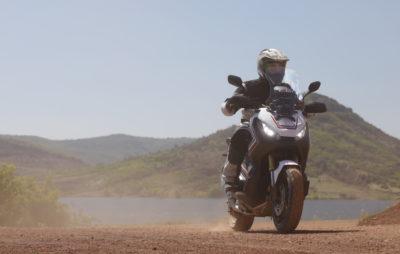 Honda X-ADV, une vraie multi-moto – et aussi un maxi-scooter :: Test Honda
