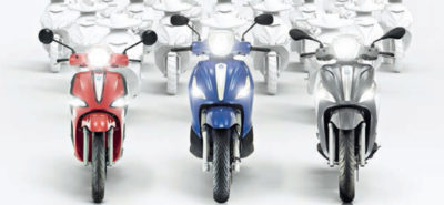 «Bye Bye Monotony» l'offre printanière de Piaggio :: Scooters