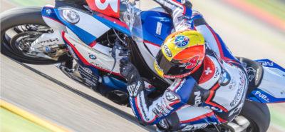 Sébastien Suchet raconte son week-end d'Aragon :: STK 1000
