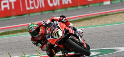 Davies gagne encore à Imola pour la seconde course :: Superbike 2e course