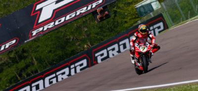 Nouveau succès pour Davies à Imola malgré un drapeau rouge :: Superbike 1re manche