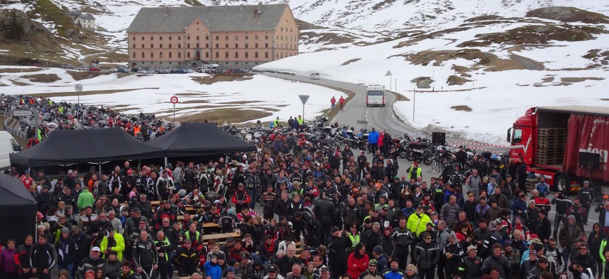 Bénédictions motocyclistes 2018, du Simplon aux Mosses et à Nyon
