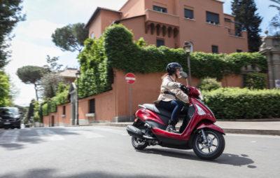 Le D'elight 125, version 2017, est un délice urbain :: Yamaha