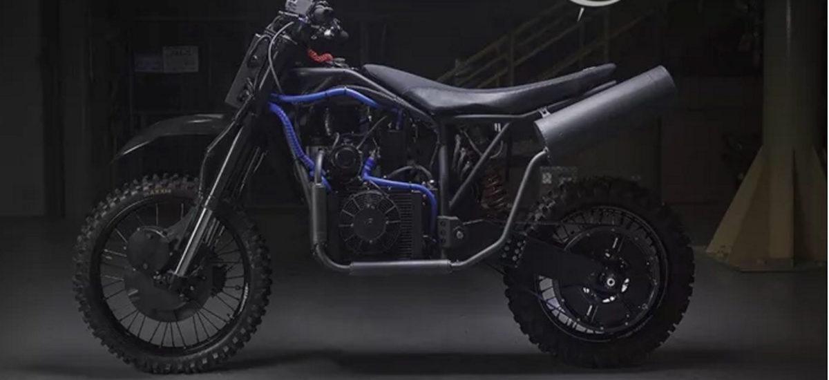 L'armée US veut une moto hybride et furtive