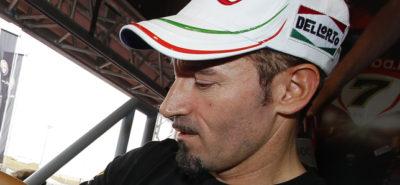 Accidenté lors d'un entraînement de Supermoto, Biaggi est dans un état stationnaire :: Accident