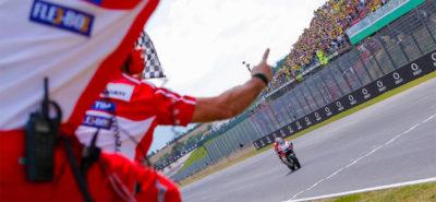 Dovizioso magistral chez lui :: Mugello MotoGP
