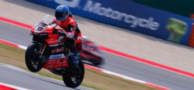 Melandri renoue avec la victoire en Italie! :: Superbike Misano 2e course