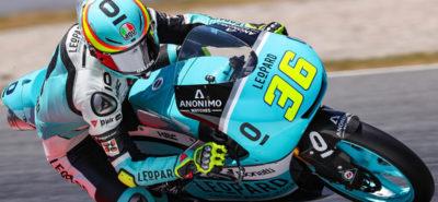 «Maxi» Mir, avec panache! :: Catalan GP Moto3