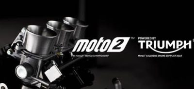Un moteur Triumph équipera les Moto2 dès 2019 :: Officiel