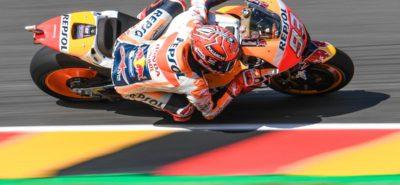 Marquez triomphe devant Folger et Pedrosa :: MotoGP Sachsenring