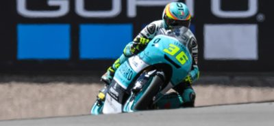 Joan Mir s'impose en vrai leader du championnat :: Moto3 Sachsenring