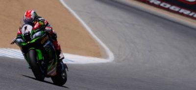 Jonathan Rea a remis les pendules à l'heure! :: Superbike 2e course