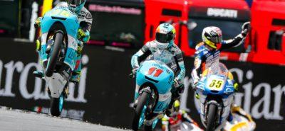En Autriche, Mir conforte son avance au championnat :: Moto3 Spielberg