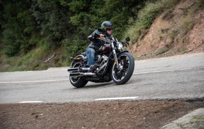 La Breakout nouvelle reprend le phare de la LightWire :: Test Harley-Davidson