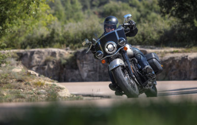 Une Heritage Classic finalement très moderne chez Harley :: Test Harley-Davidson