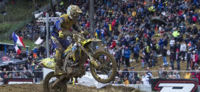Jeremy Seewer est encore une fois vice-champion avec sa Suzuki :: Sport