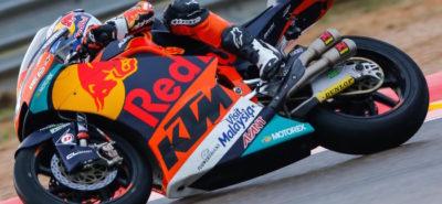 Lüthi partira septième tandis qu'Oliveira remporté la pole :: Moto2 Aragòn